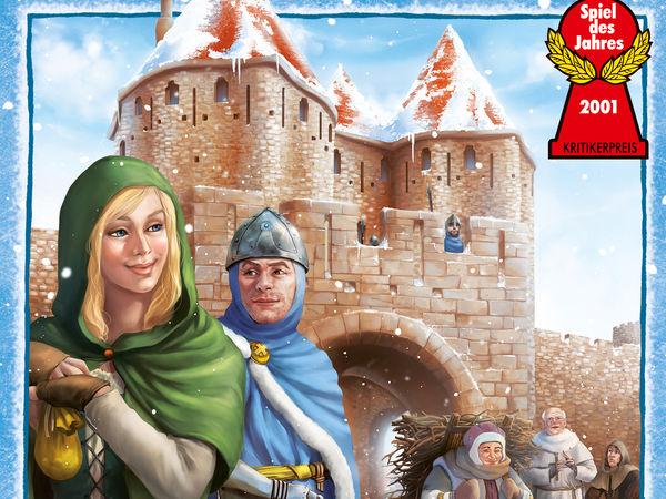 Bild zu Alle Brettspiele-Spiel Carcassonne: Winter-Edition