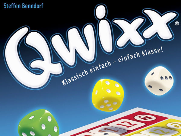 Bild zu Alle Brettspiele-Spiel Qwixx