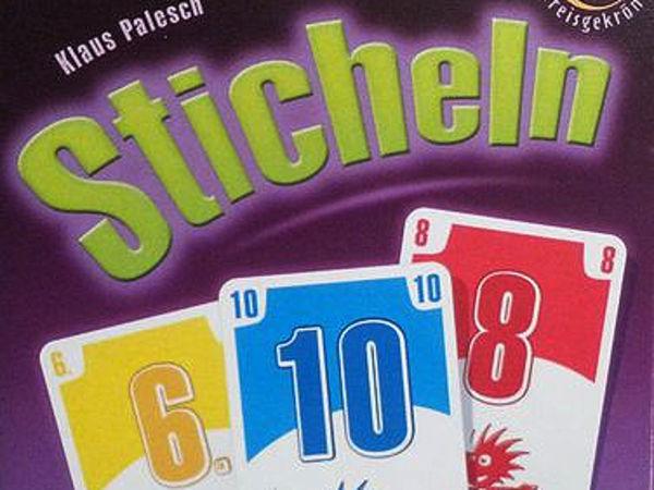 Bild zu Alle Brettspiele-Spiel Sticheln