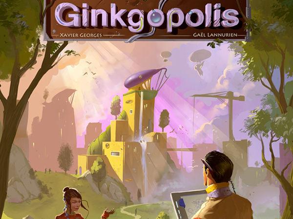 Bild zu Alle Brettspiele-Spiel Ginkgopolis
