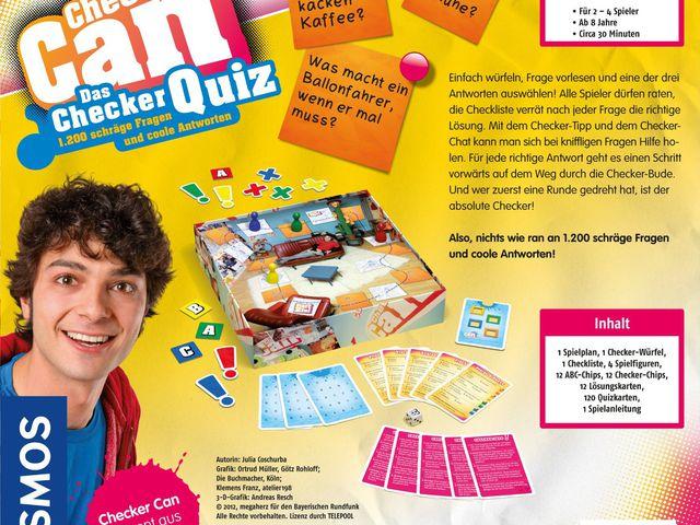Checker Can - das Checker-Quiz Bild 1