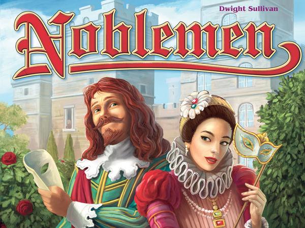 Bild zu Alle Brettspiele-Spiel Noblemen