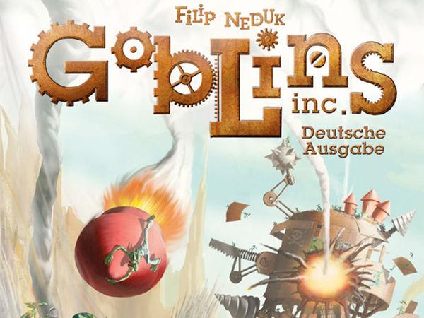 Bild zu Alle Brettspiele-Spiel Goblins Inc.