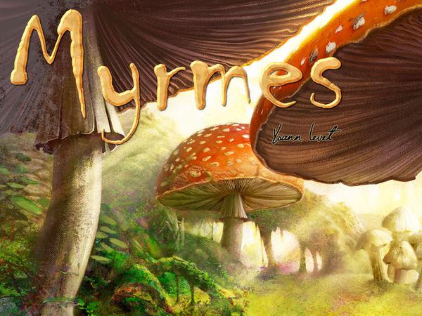 Bild zu Alle Brettspiele-Spiel Myrmes