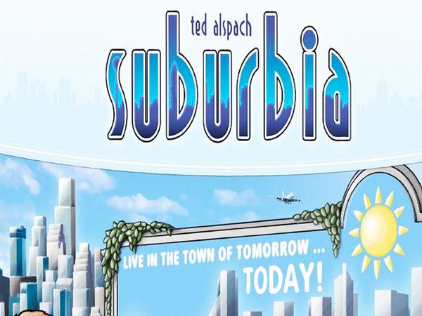 Bild zu Alle Brettspiele-Spiel Suburbia