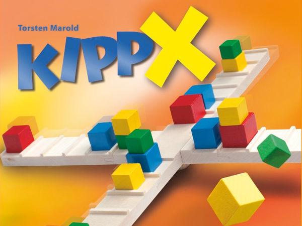 Bild zu Alle Brettspiele-Spiel Kipp X