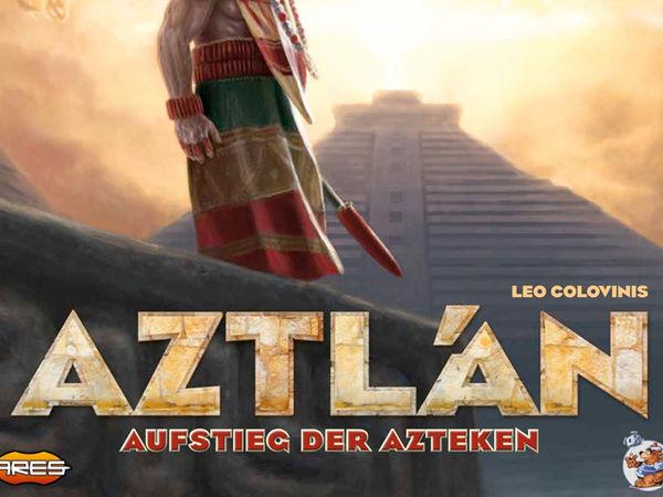 Bild zu Alle Brettspiele-Spiel Aztlán