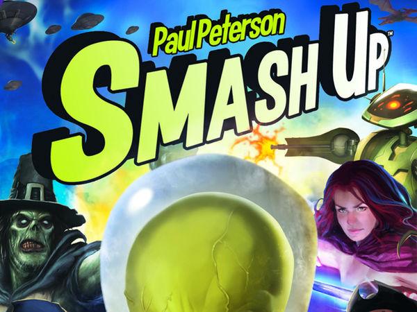 Bild zu Alle Brettspiele-Spiel Smash Up