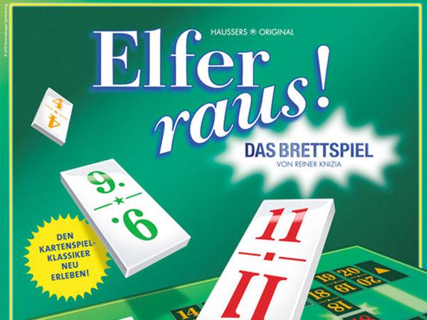 Bild zu Alle Brettspiele-Spiel Elfer raus! Das Brettspiel