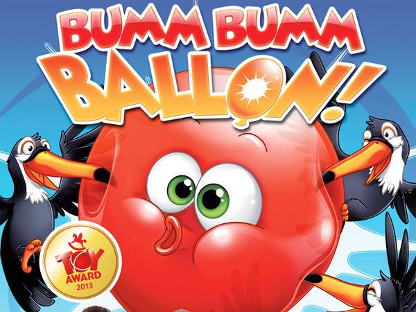 Bild zu Alle Brettspiele-Spiel Bumm Bumm Ballon!