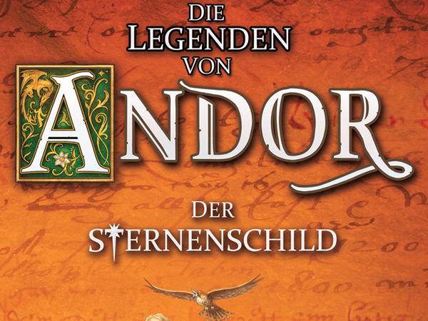 Bild zu Alle Brettspiele-Spiel Die Legenden von Andor: Der Sternenschild