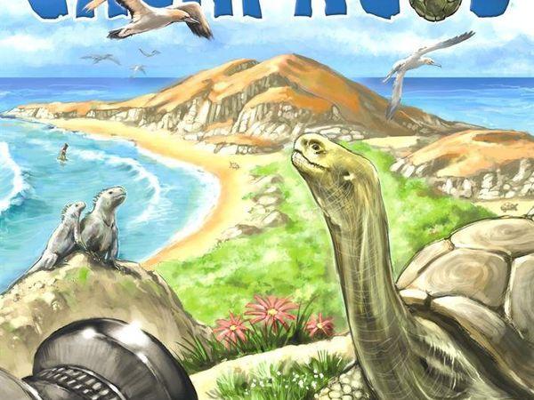 Bild zu Alle Brettspiele-Spiel Galapagos