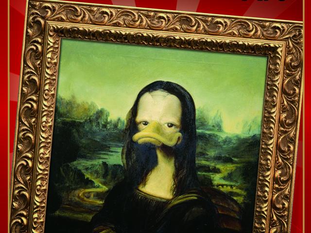 Duckomenta Art Bild 1