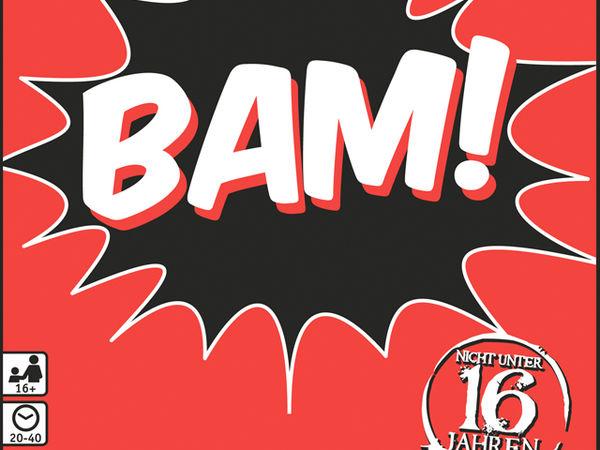 Bild zu Alle Brettspiele-Spiel Bam!