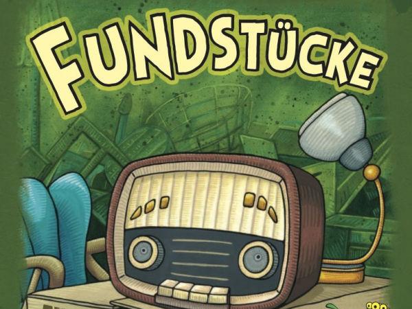 Bild zu Alle Brettspiele-Spiel Fundstücke