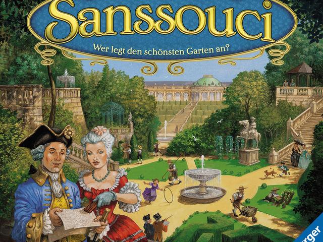 Sanssouci Bild 1