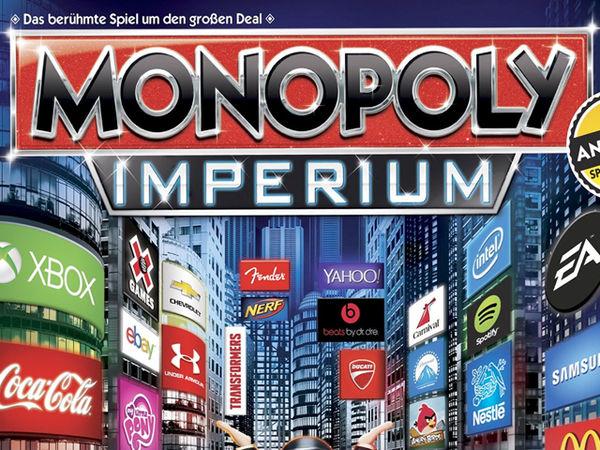 Bild zu Alle Brettspiele-Spiel Monopoly Imperium