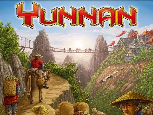 Bild zu Alle Brettspiele-Spiel Yunnan