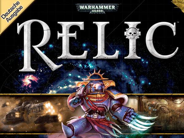 Bild zu Alle Brettspiele-Spiel Relic