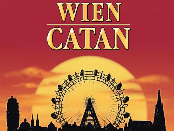 Bild zu Alle Brettspiele-Spiel Wien Catan