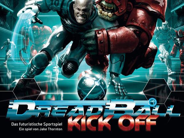 Bild zu Alle Brettspiele-Spiel Dreadball: Kick Off