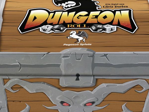 Bild zu Alle Brettspiele-Spiel Dungeon Roll