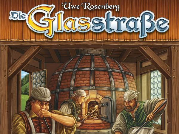Bild zu Alle Brettspiele-Spiel Die Glasstraße