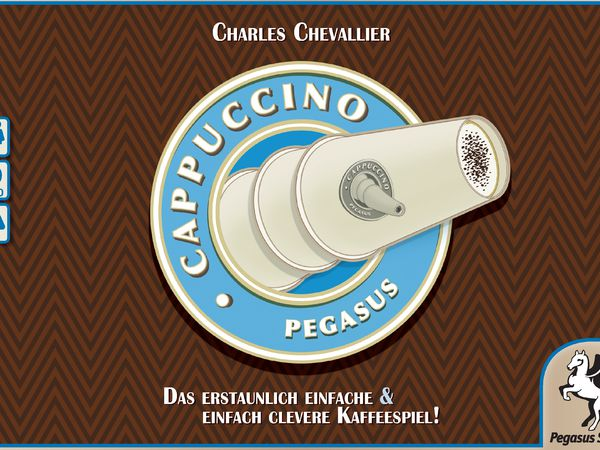 Bild zu Alle Brettspiele-Spiel Cappuccino