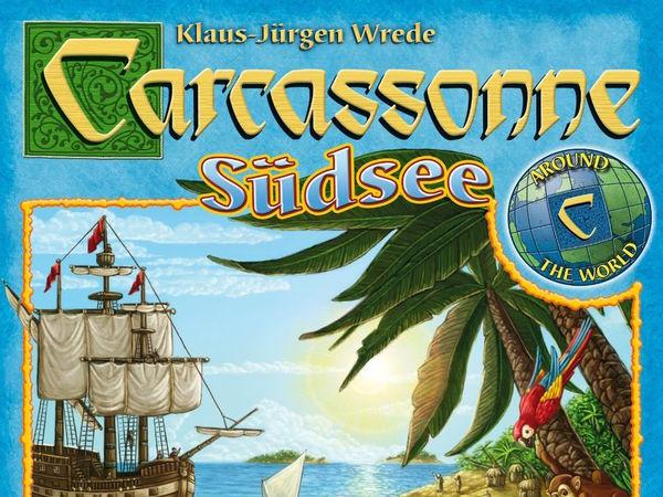 Bild zu Alle Brettspiele-Spiel Carcassonne: Südsee