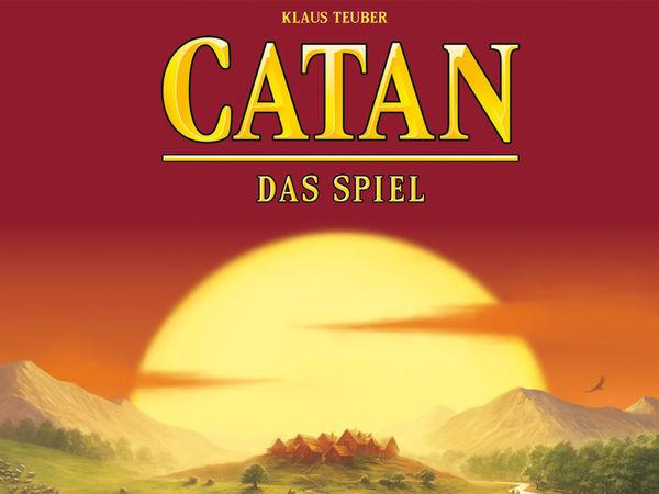 Bild zu Alle Brettspiele-Spiel Catan: Das Spiel