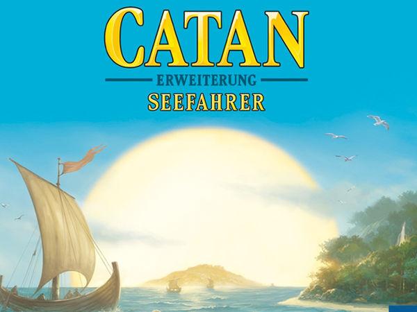 Bild zu Alle Brettspiele-Spiel Catan: Erweiterung - Seefahrer