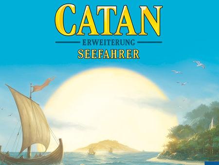 Catan: Erweiterung - Seefahrer