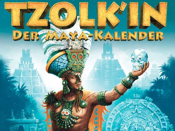 Bild zu Alle Brettspiele-Spiel Tzolk'in: Der Maya-Kalender