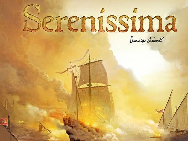 Bild zu Alle Brettspiele-Spiel Serenissima