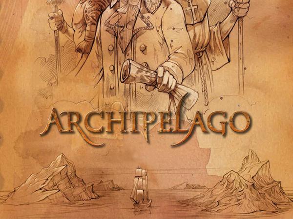 Bild zu Alle Brettspiele-Spiel Archipelago