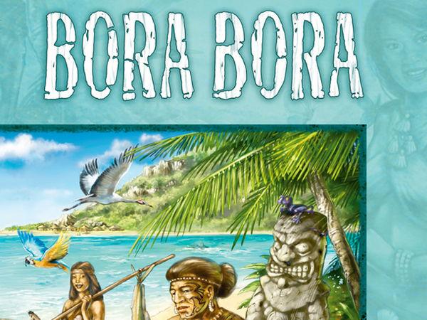 Bild zu Alle Brettspiele-Spiel Bora Bora