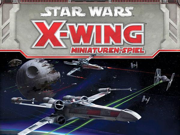 Bild zu Alle Brettspiele-Spiel Star Wars X-Wing - Miniaturen-Spiel