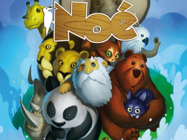 Bild zu Alle Brettspiele-Spiel Noah