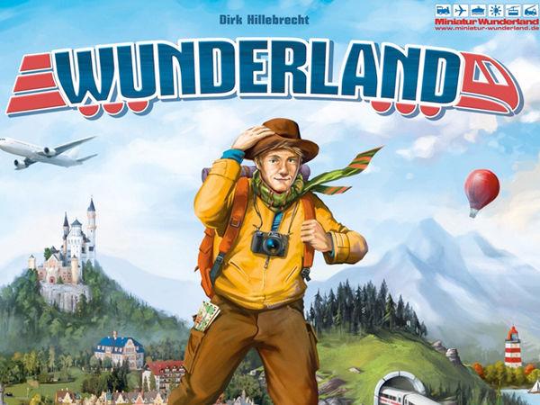 Bild zu Alle Brettspiele-Spiel Wunderland