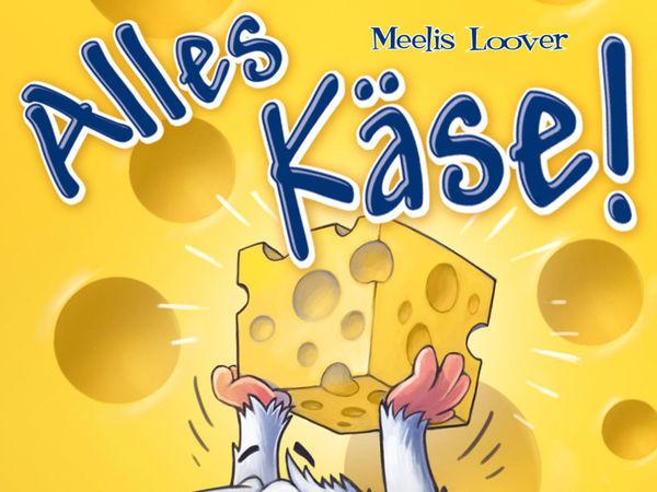 Bild zu Alle Brettspiele-Spiel Alles Käse!
