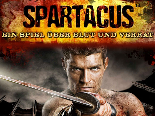 Bild zu Alle Brettspiele-Spiel Spartacus
