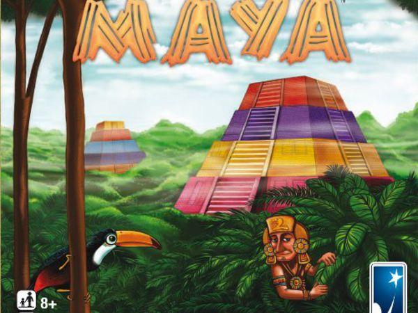 Bild zu Alle Brettspiele-Spiel Maya