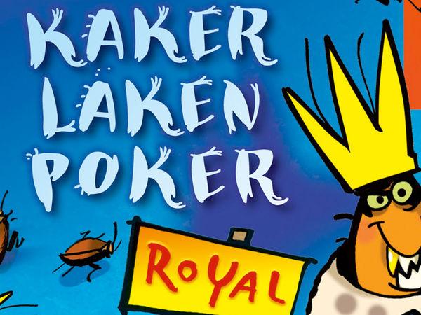 Bild zu Frühjahrs-Neuheiten-Spiel Kakerlakenpoker Royal