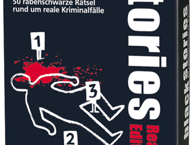 Black Stories: Real Crime Edition Bild 1