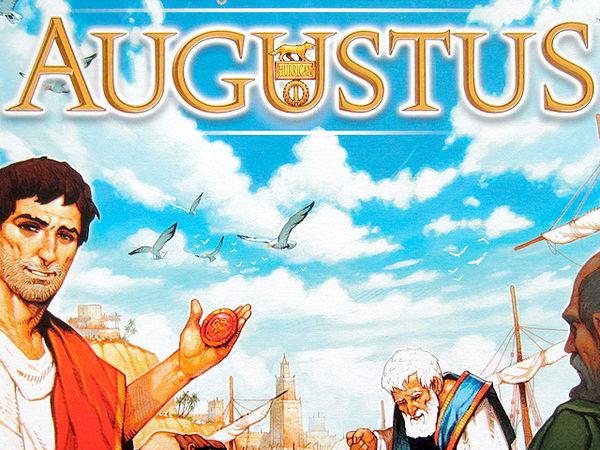 Bild zu Alle Brettspiele-Spiel Augustus