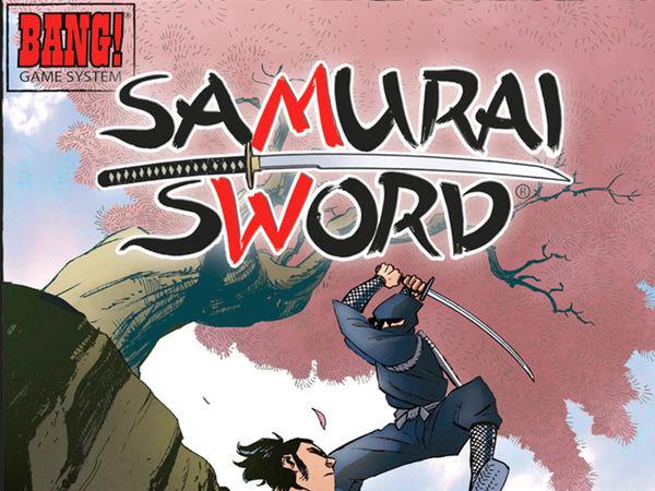 Bild zu Alle Brettspiele-Spiel Samurai Sword