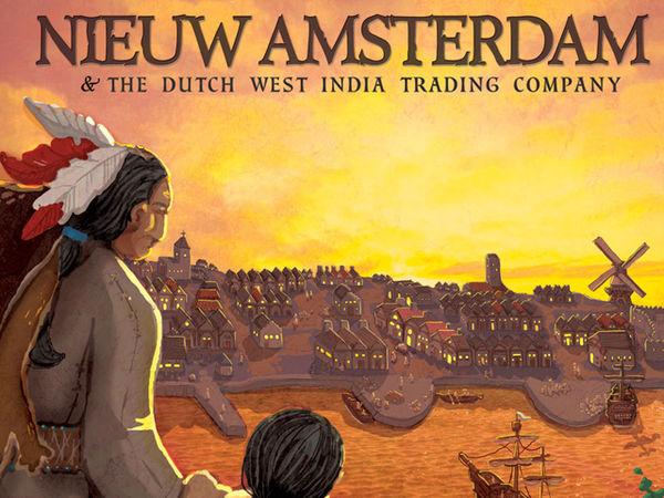 Bild zu Alle Brettspiele-Spiel Nieuw Amsterdam