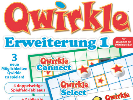 Qwirkle: Erweiterung 1