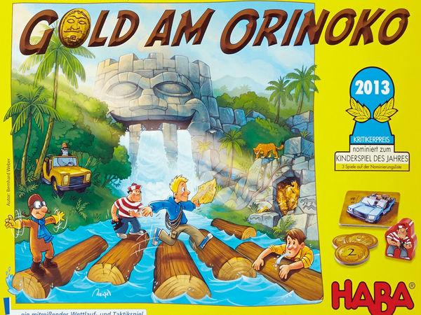 Bild zu Alle Brettspiele-Spiel Gold am Orinoko