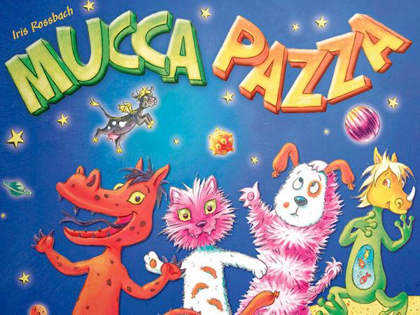 Bild zu Alle Brettspiele-Spiel Mucca Pazza